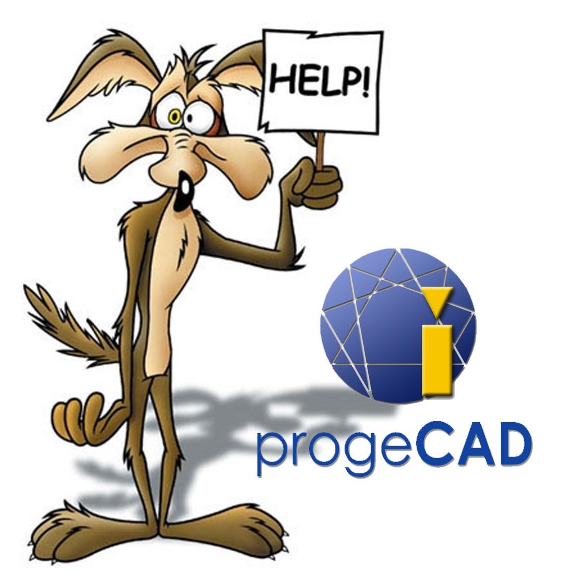 Priručnik za progeCAD na hrvatskom i engleskom