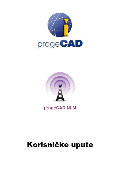 Korisničke upute za progeCAD NLM