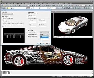 Usporedba progeCAD i AutoCAD programa