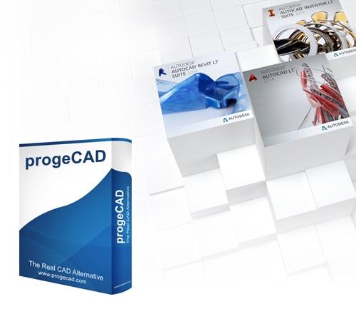 Nadogradnja AutoCAD licence na progeCAD (upgrade)