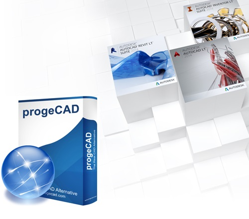 Nadogradnja AutoCAD licence na progeCAD mrežnu licencu (upgrade)