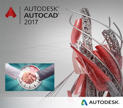 Najam AutoCAD 2D/3D 2017 - godišnje