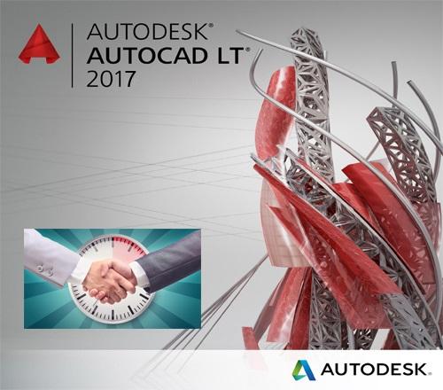Najam AutoCAD LT 2017 - kvartalno