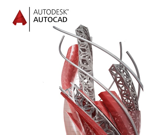 AutoCAD including specialized toolsets - 1 godina