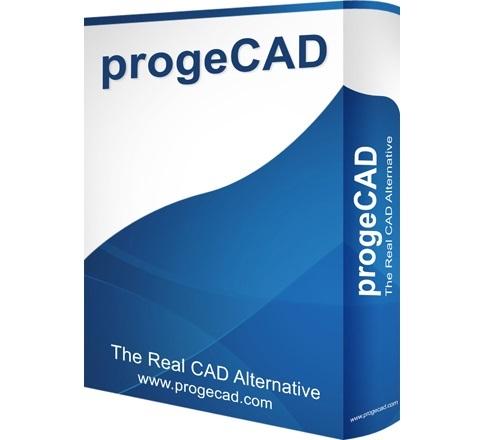 progeCAD 2D/3D Professional 2018 SL - osnovna licenca