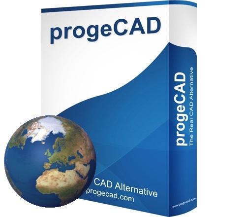 progeCAD 2D/3D Professional 2018 - državna licenca