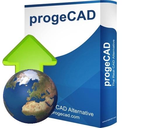 progeCAD 2D/3D Professional 2018 državna licenca - nadogradnja sa 2017 državne licence