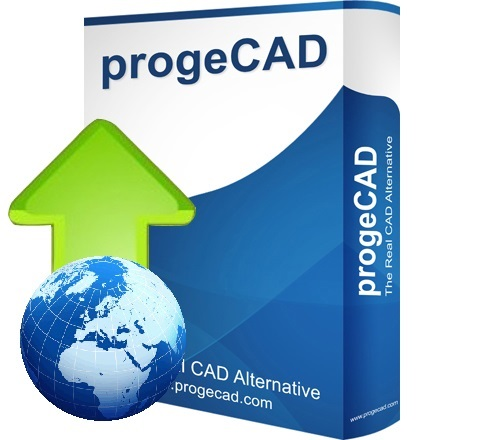 progeCAD 2D/3D Professional 2018 lokacijska licenca - nadogradnja sa starije verzije