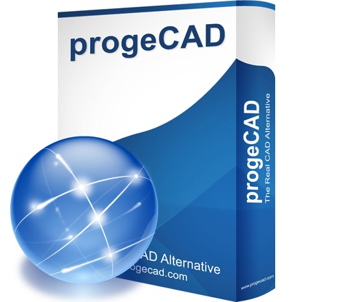 progeCAD 2D/3D Professional 2017 NLM - mrežna licenca