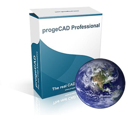 progeCAD 2019 2D/3D Professional - državna licenca