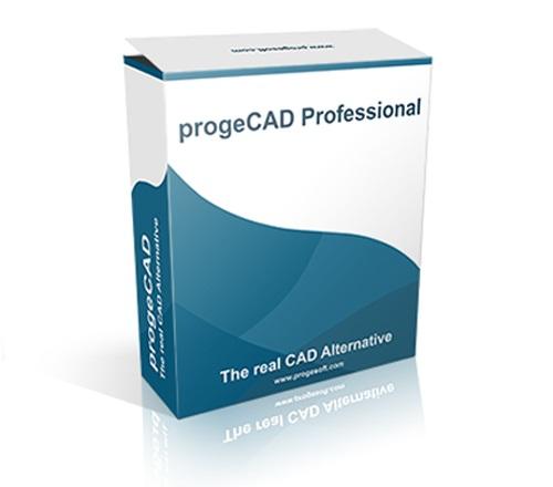 progeCAD 2019 2D/3D Professional SL - osnovna licenca