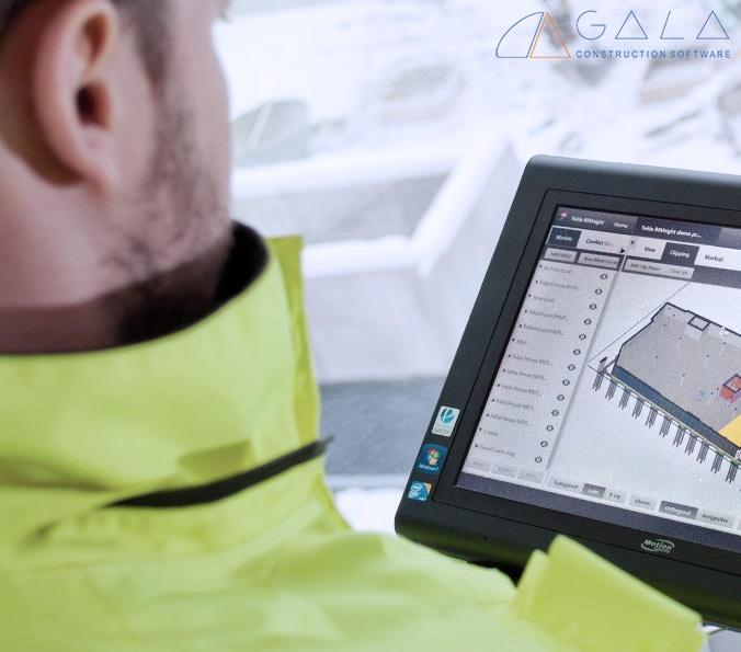 Gala construction - planiranje
